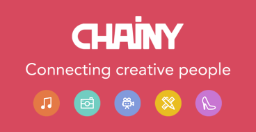 Chainy connecting creative people-1